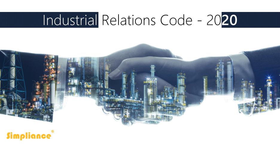 Industrial Relation Code 2020