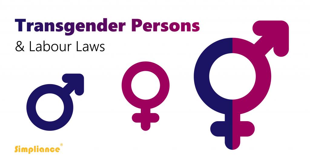 Transgender Persons & Labour Laws
